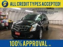 Used 2012 Cadillac SRX PREMIUM*AWD*NAVIGATION*DUAL DVD*PANORAMIC SUNROOF*BACK UP CAMERA*HEATED/COOLED FRONT SEATS*HEATED REAR SEATS*PHONE CONNECT*KEYLESS ENTRY w/REMOTE STAR for sale in Cambridge, ON