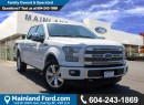 Used 2015 Ford F-150 Platinum LOCAL, NO ACCIDENTS for sale in Surrey, BC