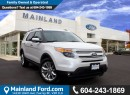 Used 2015 Ford Explorer Limited LOW KMS, NO ACCIDENTS, LOCAL for sale in Surrey, BC