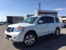 Used 2013 Nissan Armada PLATINUM 4WD - 7 PASS - DUAL DVD for sale in Oakville, ON