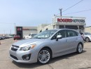 Used 2014 Subaru Impreza LTD - 5SPD - HATCH - LEATHER for sale in Oakville, ON