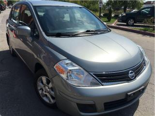 Used 2010 Nissan Versa 1.8SL-ALL CREDIT APPROVED for sale in Scarborough, ON