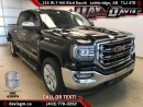 New 2017 GMC Sierra 1500 SLT-6.2L V8, Heated/Cooled Leather, Navigation for sale in Lethbridge, AB