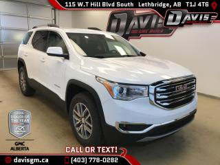 New 2017 GMC Acadia SLE-2, 7 Passenger, Heated Seats, AWD for sale in Lethbridge, AB