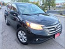 Used 2012 Honda CR-V EX-L AWD-ALL CREDIT ACCEPTED for sale in Scarborough, ON