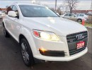 Used 2008 Audi Q7 3.6 Premium 3.6 PREMIUM-ALL CREDIT ACCEPTED for sale in Scarborough, ON