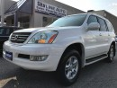 Used 2004 Lexus GX 470 NAVIGATION/8 PASS/SUNROOF/DVD/CERTIFIED for sale in Concord, ON