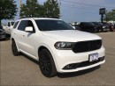 Used 2017 Dodge Durango R/T for sale in Mississauga, ON