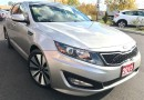Used 2013 Kia Optima SX TURBO-ALL CREDIT ACCEPTED for sale in Scarborough, ON