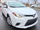 Used 2015 Toyota Corolla LE-ALL CREDIT ACCEPTED for sale in Scarborough, ON