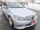 Used 2011 Mercedes-Benz C-Class C300 4MATIC-ALL CREDIT ACCPETED for sale in Scarborough, ON
