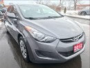 Used 2012 Hyundai Elantra GLS-ALL CREDIT ACCEPTED for sale in Scarborough, ON