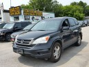 Used 2010 Honda CR-V EX-L for sale in Scarborough, ON