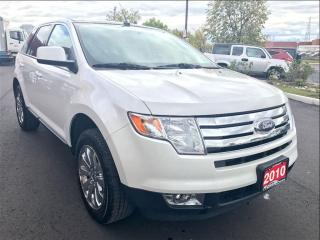 Used 2010 Ford Edge Limited LIMITED-ALL CREDIT ACCEPTED for sale in Scarborough, ON