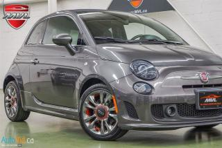 Used 2014 Fiat 500 C Abarth for sale in Oakville, ON