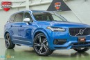 Used 2017 Volvo XC90 Hybrid T8 PHEV R-Design for sale in Oakville, ON