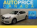 Used 2013 Subaru Legacy 2.5i TOURING MOONROOF for sale in Mississauga, ON