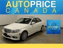 Used 2009 Mercedes-Benz C-Class 4MATIC MOONROOF LEATHER for sale in Mississauga, ON