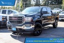 New 2017 GMC Sierra 1500 SLE Navigation and Backup Camera for sale in Port Coquitlam, BC