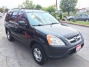 Used 2002 Honda CR-V LX-AWD-CERT-E-TESTED for sale in Scarborough, ON