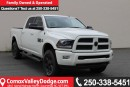 New 2017 Dodge Ram 3500 Laramie PARK ASSIST, FRONT/REAR HEATED SEATS, KEYLESS ENTRY, SUNROOF, BACK UP CAMERA, BLUETOOTH, 5th WHEEL & for sale in Courtenay, BC
