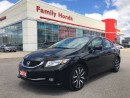 Used 2014 Honda Civic Touring for sale in Brampton, ON