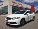 Used 2013 Honda Civic Touring (A5) for sale in Brampton, ON