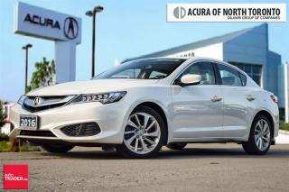 Used 2016 Acura ILX Technology Navigation| Bluetooth |  Dual Climate C for sale in Thornhill, ON