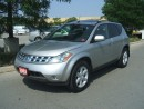 Used 2003 Nissan Murano SL for sale in York, ON