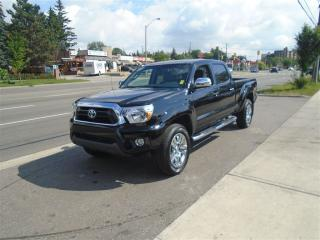 Used 2015 Toyota Tacoma leather. for sale in Toronto, ON