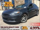 Used 2013 Dodge Dart RALLYE NAVIGATION SUNROOF ALLOYS STK for sale in St Catharines, ON