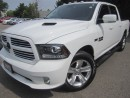Used 2013 Dodge Ram 1500 Sport-Quad Cab-Navi-DVD-MINT for sale in Mississauga, ON