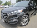 Used 2016 Hyundai Tucson Luxury-One owner-MINT for sale in Mississauga, ON