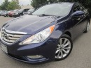 Used 2013 Hyundai Sonata SE-Sunroof-Leather-Certified for sale in Mississauga, ON