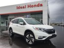 Used 2015 Honda CR-V Touring for sale in Mississauga, ON