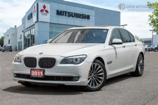 Used 2011 BMW 750i xDrive CLEAN CARPROOF | MASSAGE SEATS | SOFT CLOSE DOOR for sale in Mississauga, ON