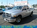 Used 2010 Dodge Ram 1500 ST SuperCab 5.7L Hemi 4WD All Power Options for sale in Mississauga, ON