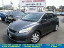 Used 2013 Toyota Matrix Auto All Power/Bluetooth/ &GPS* for sale in Mississauga, ON