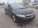 Used 2009 Honda Civic EX-L, Leather, Sunroof,Heated Seats for sale in Scarborough, ON