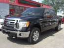 Used 2009 Ford F-150 XLT Crew Cab 4X4 for sale in London, ON