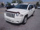 Used 2007 Jeep Compass Sport for sale in Newmarket, ON