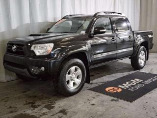 Used 2014 Toyota Tacoma DOUBCAB for sale in Red Deer, AB