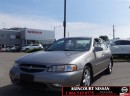 Used 2000 Nissan Altima XE |AS-IS SUPER SAVER| for sale in Scarborough, ON