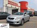Used 2010 Toyota Corolla CE, excellent shape and great mileage for sale in Scarborough, ON