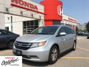 Used 2015 Honda Odyssey EX. clean carproof, low mleage for sale in Scarborough, ON