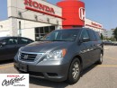 Used 2010 Honda Odyssey EX-L, amazing condition, awesome mileage for sale in Scarborough, ON