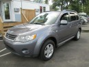Used 2009 Mitsubishi Outlander ES for sale in Scarborough, ON