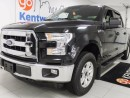 Used 2015 Ford F-150 XLT 3.5L V6 ecoboost, Keyless entry, back up cam, your next saviour for sale in Edmonton, AB