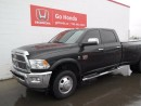 Used 2011 Dodge Ram 3500 Laramie Longhorn DULLY DIESEL for sale in Edmonton, AB