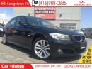 Used 2011 BMW 323i I LEATHER| SUNROOF | ALLOY WHEELS| for sale in Georgetown, ON